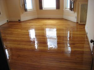 Wooden Floor Restoration
